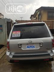 Honda Pilot 2006 EX 4x4 (3.5L 6cyl 5A) Silver | Cars for sale in Lagos State, Lagos Mainland