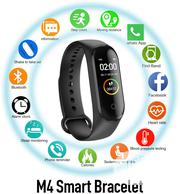 M4 Smart Bracelet With Waterproof Activity Watch | Smart Watches & Trackers for sale in Lagos State, Ikeja