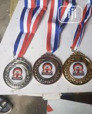 Sports Medal With Printing   Arts & Crafts for sale in Lagos State, Gbagada