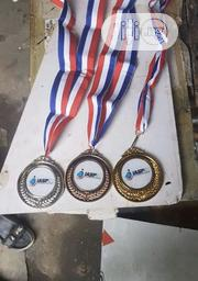 Gold,Silver And Bronze Medal With Printing   Arts & Crafts for sale in Abuja (FCT) State, Garki II