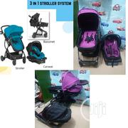 Tokunbo UK Used 3in1 Stroller With Car Seat From Newborn Till Toddler | Prams & Strollers for sale in Lagos State, Lagos Mainland