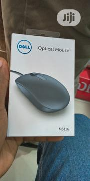 Dell Optical Mouse MS116 | Computer Accessories  for sale in Lagos State, Lagos Mainland
