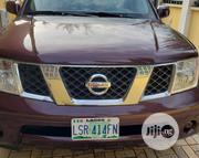 Nissan Pathfinder 2005 LE Red | Cars for sale in Abuja (FCT) State, Dakwo