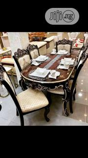 Wooden Dinning Table | Furniture for sale in Abuja (FCT) State, Central Business District