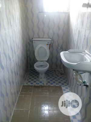 Clean & Well Built Tiled Mini Flat at Adoff Iba Ojo Area for Rent.