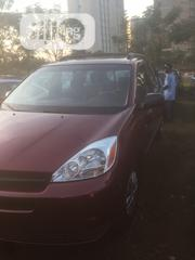 Toyota Sienna 2005 Red | Cars for sale in Abuja (FCT) State, Central Business District
