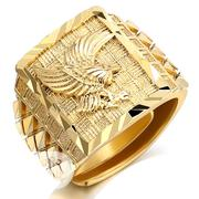 Eagle Men 's Ring Luxury Gold Color | Jewelry for sale in Lagos State, Ikeja