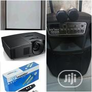 Hire/Rent Projector In Abuja | TV & DVD Equipment for sale in Abuja (FCT) State, Central Business District