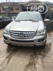 Mercedes-Benz M Class 2005 Silver | Cars for sale in Imo State, Owerri-Municipal