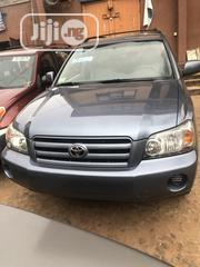 Toyota Highlander 2003 Gray | Cars for sale in Anambra State, Onitsha South
