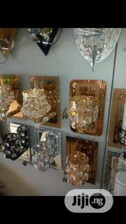 Crystal Glass Wall Modern Light | Home Accessories for sale in Lagos State, Ojo