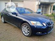 Lexus GS 2007 350 4WD Blue | Cars for sale in Lagos State, Ikeja