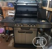 BBQ 4 Burner Gas With Side Cooker Machine | Kitchen Appliances for sale in Lagos State, Ojo