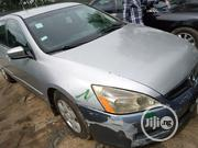 Honda Accord 2007 2.0 Comfort Automatic Silver | Cars for sale in Rivers State, Port-Harcourt