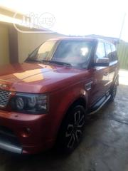 Land Rover Range Rover Sport 2007 HSE 4x4 (4.4L 8cyl 6A) Red | Cars for sale in Lagos State, Mushin