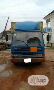 Delivery Van Covered Body For Hire At Affordable Price | Automotive Services for sale in Lagos State, Ojota