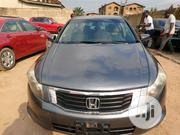 Honda Accord 2.0i Automatic 2009 Gray | Cars for sale in Lagos State, Agege