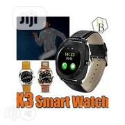 X3 Smart Watch Bluetooth Headset Black | Smart Watches & Trackers for sale in Lagos State