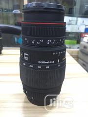 Canon Zoom Lens 70-300   Accessories & Supplies for Electronics for sale in Lagos State, Ikeja