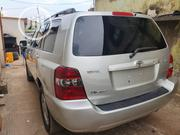 Toyota Highlander 2005 V6 4x4 Silver | Cars for sale in Oyo State, Ibadan