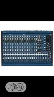 Yamaha MG24/14FX 24 Channel Mixer / Mixing Console   Audio & Music Equipment for sale in Lagos State, Ojo