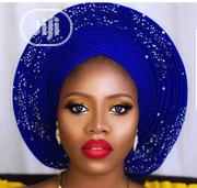 Stoned Auto Gele | Clothing Accessories for sale in Lagos State, Lagos Mainland