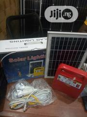 Original Solar Kit With Bulbs And Radio | Solar Energy for sale in Lagos State, Ojo