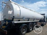 Few Months Used 38 Thousand Trailer Tanker @ A Dash Out Price | Trucks & Trailers for sale in Abuja (FCT) State, Katampe