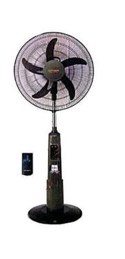 QASA 16 Inches Rechargeable Fan With Remote USB Port | Home Appliances for sale in Lagos State, Ojo