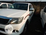 Toyota Hilux 2012 2.7 VVT-i 4X4 SRX White | Cars for sale in Lagos State, Ikeja