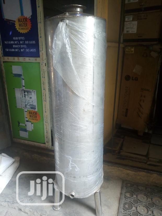 Original Quality Water Treatment Tank With Chemical