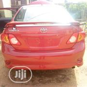 Toyota Corolla 2010 Red | Cars for sale in Abuja (FCT) State, Kuje