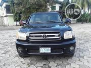 Toyota Sequoia 2003 Black   Cars for sale in Rivers State, Obio-Akpor