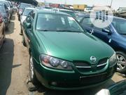 Nissan Almera 1.5 D 2003 Green | Cars for sale in Lagos State, Apapa