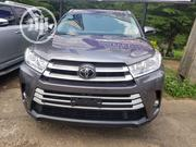 Toyota Highlander 2017 XLE 4x2 V6 (3.5L 6cyl 8A) Gray | Cars for sale in Oyo State, Ibadan North