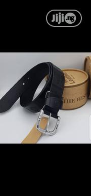 Leather Belt Original | Clothing Accessories for sale in Lagos State, Surulere