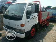 Very Clean And Sound Toyota Dyna 2005 White | Trucks & Trailers for sale in Lagos State, Apapa