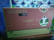 43inches Lg Led Smart Tv | TV & DVD Equipment for sale in Lagos State, Ojo