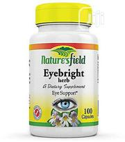 EYEBRIGHT HERB 100 Capsules | Vitamins & Supplements for sale in Abuja (FCT) State, Kuje