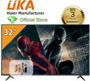 "UKA 32"" LED HD TV - Haier - 3 Year Warranty - LED32K8800 - Black 