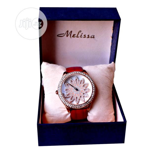 Archive: Melissa Watch