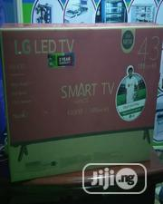 43inches Smart Led Lg Tv | TV & DVD Equipment for sale in Lagos State, Ojo