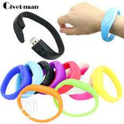 32GB USB 3.0 Flash Drive Wristband | Computer Accessories  for sale in Lagos State, Ikeja