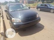 Toyota Highlander 2006 Limited V6 Black | Cars for sale in Oyo State, Ibadan North
