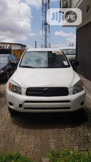 Toyota RAV4 2008 2.0 VVT-i White | Cars for sale in Lagos State, Ikeja