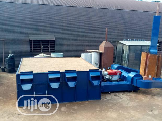 Rice Paddy Dryer Flatbeds