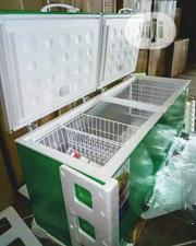 Brand Super Nexus 700 L Chest Freezer Twins Door Auto Cool +Thermostat | Kitchen Appliances for sale in Lagos State, Lekki Phase 1