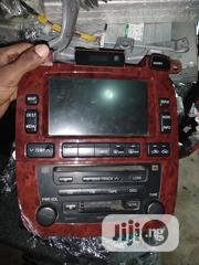 Factory Radio Highlander High Bridge With Reverse Camera Displayed | Vehicle Parts & Accessories for sale in Lagos State, Isolo