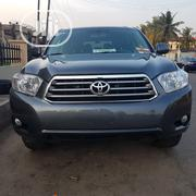 Toyota Highlander 2009 Sport 4x4 Gray | Cars for sale in Lagos State, Ikeja