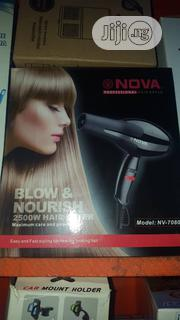 Nova Professional Hair Dryer | Tools & Accessories for sale in Lagos State, Ikeja